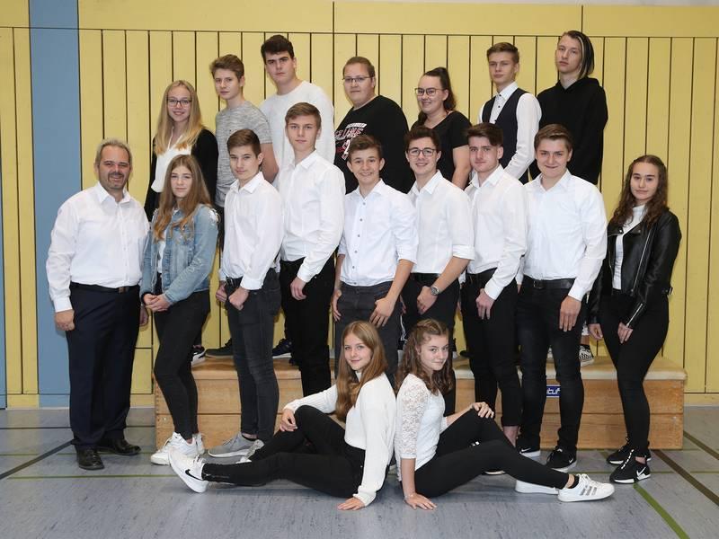 Klasse 10M - Herr Stefan Haberl