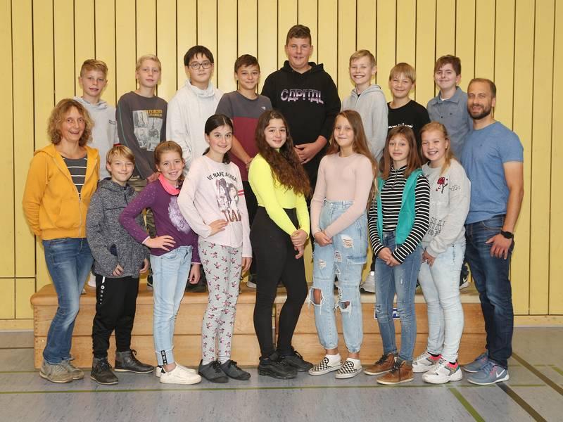 Klasse 6c GTK - Herr Tobias Schloder