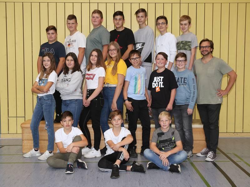 Klasse 7a - Herr Andreas Gleißner