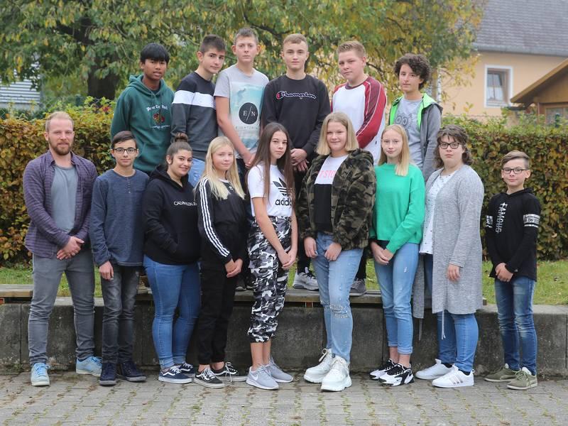Klasse 8b GTK - Herr Daniel Simml