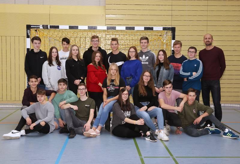 Klasse 9b GTK - Herr Christian Schießl